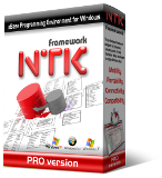 Donate and get your NTK-Pro license