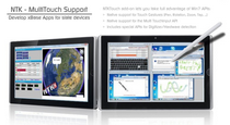 Multitouch: Ready for the Future.